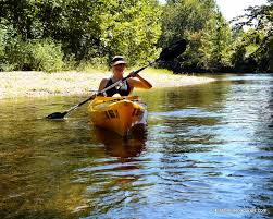 kayak oklahoma blog clear cold elk river kayaking two hours from