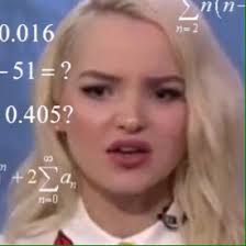 Cameron Meme - dove cameron on twitter straight person voice