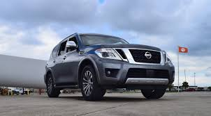 nissan armada 2017 platinum review 2017 nissan armada platinum road test review by tim esterdahl