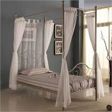 Four Poster Bed Curtains Drapes Canopy Bed Drapes Queen Making Your Own Canopy Bed Drapes