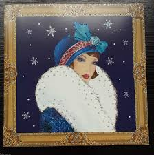 11 clintons deco embellished cards 16 00