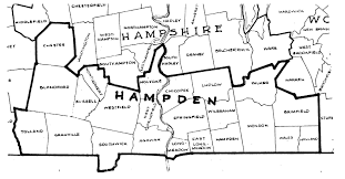 Massachusetts Map Cities And Towns by Massachusetts County Town Index List