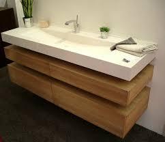 meuble de salle de bain original meuble salle de bain bois design salle de bain 2017