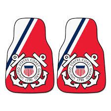 lexus rx330 floor mats oem coast guard licensed 2 piece carpeted car mats 17x27 cars