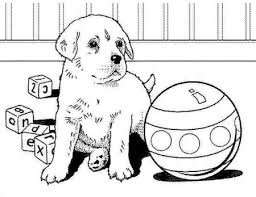 christmas puppies coloring pages kids u003e u003e disney coloring pages