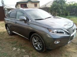 price of lexus rx 350 nairaland lexus rx350 2014 model 3 months used for sale autos nigeria