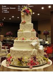 wedding cake jakarta weddingku and lace wedding cake the wedding cake