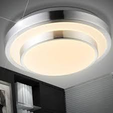 Schlafzimmer Leuchte 12 Watt Led Decken Lampe Schlafzimmer Leuchte Rund 1 Flammig Chrom