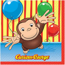 Curious George Centerpieces by Unique Industries Inc U2013 Leading Manufacturer And Worldwide