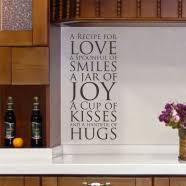 kitchen stencils designs kitchen wall quotes words lettering decals stencils stickers