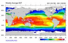 Cape Cod Water Temp - sea surface temperature wikipedia