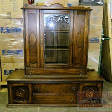 Broyhill China Cabinet Vintage Antique And Vintage Cabinets Collectors Weekly
