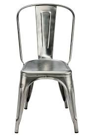 Galvanized Outdoor Chairs A Stacking Chair Galvanized Steel Outdoor Galvanized Varnished