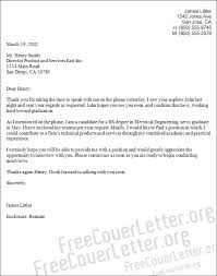 certified electrical engineer cover letter