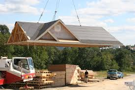 design tips and tricks to make modular homes unique and more appealing lifting roof on home 3