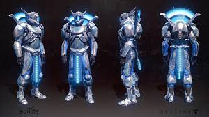 can us titans get some better looking shoulder armor destinythegame