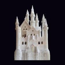 castle cake topper castle wedding cake topper clearance ebay