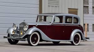 roll royce maroon 1936 rolls royce 25 30 t236 kissimmee 2016