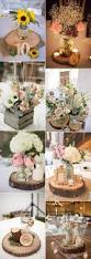 Simple Wedding Centerpieces Ideas by Best 25 Tree Stump Centerpiece Ideas On Pinterest Tree Wedding