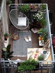 Small Garden Balcony Ideas by The Great Outdoors Small Space Style 10 Tiny Balconies