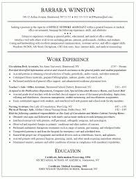 Resume Template For Entry Level Medical Assistant Resume Entry Level Entry Level Medical
