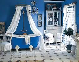 Blue Bathroom Décor – Interior Designing Ideas