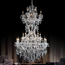 3 Tier Chandelier Brizzo Lighting Stores 36 Theresa Traditional