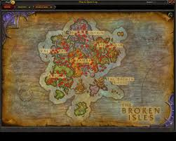 World Of Warcraft Map Quests U0026 Leveling World Of Warcraft Addons Curse