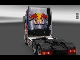 mercedes benz actros mp4 red euro truck simulator 2