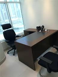 Small Executive Desks Simple Office Desks Hutae Me