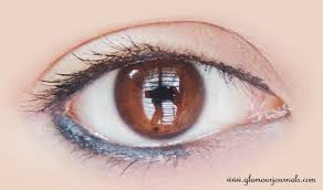 how to look bigger white eyeliner journals