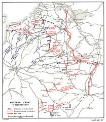 Germany Ww2 Map by Hyperwar Us Army In Wwii The Lorraine Campaign