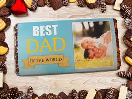 personalised fathers day super gift bundle n1 mug chocolate bar