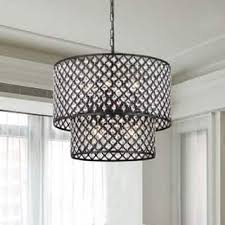 Chandelier Led Lights Led Ceiling Lights For Less Overstock Com