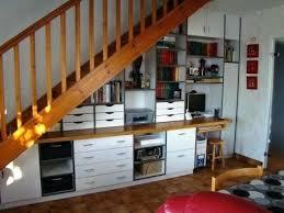 am駭agement bureau sous escalier bureau sous escalier plus bureau sous lu est pour la profonur on en