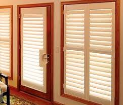 Wooden Blinds Nottingham Composite Shutters Have The Look And Feel Of Wood But Are Less