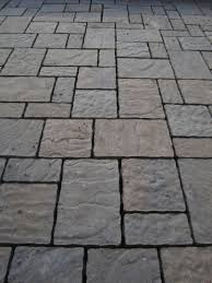 Paver Designs For Patios by Concrete Paver Patios Defranco Landscaping