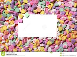 candy valentines valentines heart candy background royalty free stock photography
