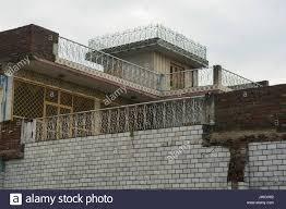 house exteriors kharian pakistan stock photo royalty free image