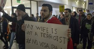Alabama travel ban images Travelers from six muslim countries drop without travel ban jpg