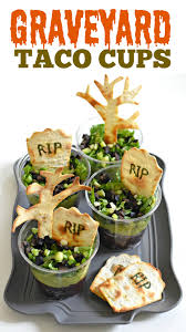graveyard taco cups recipe easy meals other and meals