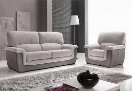 fauteuil et canapé achat canapé et fauteuil galéo pas cher meublespace