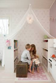girly reading corners mommo design
