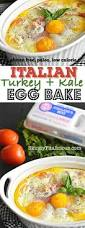 low calorie thanksgiving italian turkey u0026 kale bake gf paleo low cal skinny fitalicious