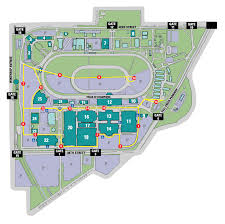 state fair map directions parking indiana state fair