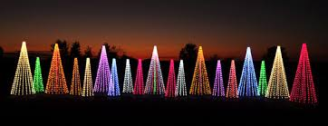 Outdoor Light Decorations Commercial Outdoor Tree Decorations Colorful Led Lights