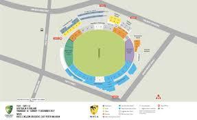 Anz Stadium Floor Plan Waca Ground East Perth Events U0026 Tickets Map Travel U0026 Seating