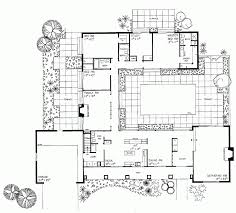 central courtyard house plans neoteric house plans with courtyards exquisite design the