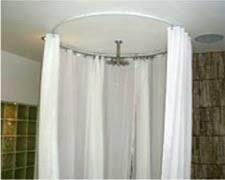 Suspended Curtain Rail Circular Curtain Track Hospital Curtain Track Bedroom Ideas Curved