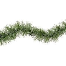 50ft unlit artificial garland wondershop target
